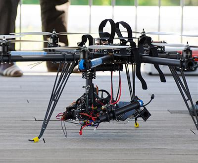 Air production (drône)